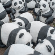 Pandas of the World Wildlife — Stock Photo