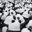 Panda Animal welfare organization — Foto de Stock