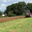 Plowing field — Stock Video #34972583