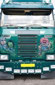 Truck Details — Stock Photo