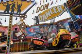 Carousels  Hamburger Dom — Stock Photo