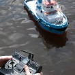 Model ship — Stock Photo #44587699