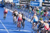 ITU World Triathlon Hamburg — Stock Photo