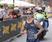 Itu World Triathlon Hamburg — Stockfoto