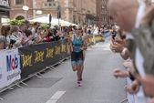 Triathlon Itu World Hamburg — Zdjęcie stockowe