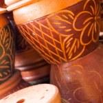 Jardiniere Beautiful pattern. — Stock Photo