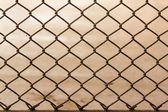 Old Steel mesh — Stock Photo