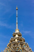 Pinnacle of the temple — Stock Photo