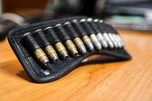 Cartridge,Projectile — Stock Photo