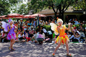 Tokyo Disneyland Dream big parade Butterfly Fairy joy — Stock Photo
