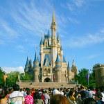 Постер, плакат: Tokyo Disneyland Cinderella City of Main building