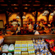 Stock Photo: Tokyo Disneyland candy store in Pleasure Island
