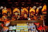 Tokyo Disneyland candy store in Pleasure Island — Stock Photo