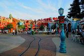 Tokyo Disneyland in Toontown — Stock Photo