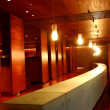 Chongqing Grand Theatre audience cloakroom — Stock Photo