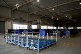 Chongqing Minsheng Logistics Auto Parts Warehouse — Stock Photo