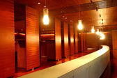 Chongqing Grand Theatre audience cloakroom — Stockfoto