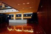 Chongqing grand theater publikum sitzecke — Stockfoto