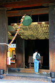 Werelderfgoed---japan kiyomizu tempel van de kerk — Stockfoto