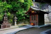 World Heritage --- Japan Kiyomizu Temple Jizo statue — Stock Photo