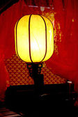 Chongqing, Bo was married indoor lanterns — Stock Photo