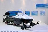 "Chongqing Construction Group show ""Snowmobile"" — Stock Photo"