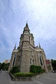 Chongqing Jiangbei Tsui Gospel Church — Stock Photo