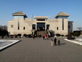 Museum of Qin Terracotta Warriors and Horses in Xi'an — Foto Stock
