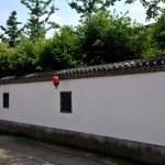 Chongqing Laitan small town street scene — Stock Photo #31136623