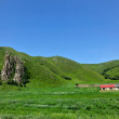 Aer Inner Mongolia Hulunbeier City National Geological Park — Stock Photo