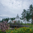 Daxinganling Mohe, Heilongjiang Province Arctic Village North National Park Olunchun Ethnographic Museum  — Stock Photo