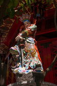 King Kong Kowloon, Hong Kong Wong Tai Sin Temple god — Stock Photo