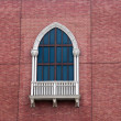 The Venetian Macao Casino wall window — Stock Photo
