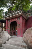 "Tribunal de macao famosos edificios históricos ""templos"" hongin — Foto de Stock"