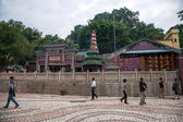"""Bâtiments historiques célèbres de Macao """"temples"""" — Photo"""