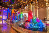Macau Galaxy Casino Crystal Palace — Foto Stock