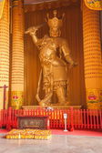 Dagoba Xi'an Famen Temple Underground Palace center four kings like — Stock Photo