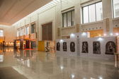 Dagoba Xi'an Famen Temple Underground Palace Commercial Service Area — Stock Photo