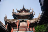 XiQin Zigong Salt Museum Guildhall Art — Stock Photo