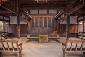 Leshan City, Sichuan Qianwei Piety Temple shrine qianwei — Stock Photo