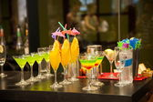 Beverages — Stock Photo