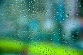 Tajpej, tajwan ulicy deszcz — Zdjęcie stockowe