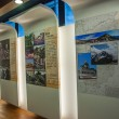 Stock Photo: Puli Township, Nantou County, TaiwThao culture exhibition gallery