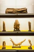 "Puli Township, Nantou County, Taiwan Thao Cultural Exhibition Center exhibition ""agarwood"" — Stock Photo"