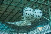 Taiwan Taoyuan International Airport Terminal — Stock Photo
