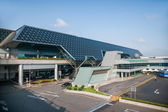 Taiwan Taoyuan International Airport Terminal Ring Road Corridor — Stock Photo