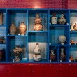 An Rongchang Chongqing Rongchang pottery pottery museum exhibition — Stock Photo #46998251