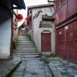 Chongqing Rongchang Road Hole Old Town Streets — Stock Photo #46999349