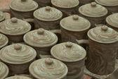 """Un vuoto di chongqing rongchang ceramica studio museo ceramiche """"tao rongchang — Foto Stock"""