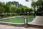 "Banan District, East Riverside Springs Resort & Spa five cloth tourist district of Chongqing, ""Chongqing Oriental folk Spa Hotel"" — Photo"